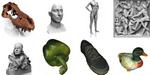 Quelques scans 3D gratuits à télécharger
