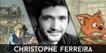Christophe Ferreira, animateur et auteur de BD au Japon