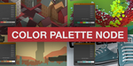 Color Palette pour Blender passe en V2