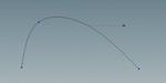 Les outils de création de courbes dans Houdini, par Jean-Yves Arboit