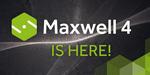 Maxwell Render 4 est de sortie