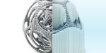 Ultimaker 3 : double tête d'extrusion, supports solubles dans l'eau