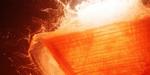 Hiatus - Precipice, un déluge de particules par Jakub Zuscin