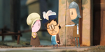 Film institutionnel : l'histoire des assurances en animation...
