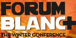 Forum Blanc devient Forum Blanc +, du 10 au 12 janvier