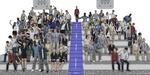 Anima : solution de personnages et foules pour la visualisation architecturale