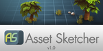 Asset Sketcher pour Blender passe en version 1.0