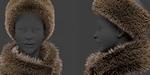 Convertir du FiberMesh ZBrush en hair Ornatrix sous Maya