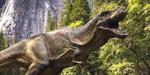 Modélisation, texturing et animation d'un T-Rex