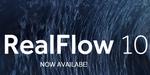 NextLimit lance la mise à jour RealFlow 10.1
