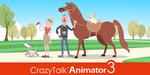 CrazyTalk Animator 3 : l'outil d'animation et personnages 2D se met à jour