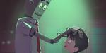 Radio Jones And His Robot Dad, une bande dessinée animée sur tablette