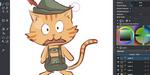 Krita passe en version 3.1 et arrive sur OSX