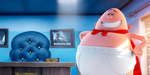 Captain Underpants : un aperçu visuel pour le film d'animation fabriqué chez Mikros