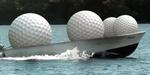Balls of Deviance : les balles de golf deviennent conscientes chez Nom Nom Nom