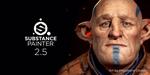 Allegorithmic lance Substance Painter 2.5