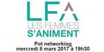 Les Femmes s'Animent : pot networking, ce soir à 19h30 à Paris