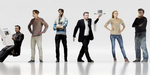 Des personnages scannés en 3D à télécharger gratuitement