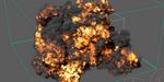 Créer une explosion avec Phoenix FD for Maya
