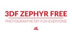 3Dflow lance 3DF Zephyr Free, une version gratuite de son outil de photogrammétrie