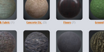 Free PBR Materials, nouveau site de textures gratuites pour la 3D temps réel