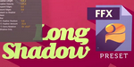 Long Shadow Two, preset After Effects pour vos titres et logos