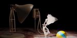Luxo Jr. revisité sous Blender