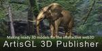 ArtisGL, service de publication et partage de modèles 3D en ligne