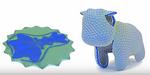 SIGGRAPH 2017 : une méthode pour créer à plat des objets physiques
