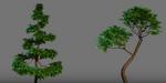 Easy Treez : des arbres facilement personnalisables sous Maya