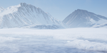 Des matériaux pour vos paysages gelés sous Unreal Engine