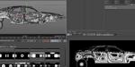 Eclairer des surfaces métalliques sous Arnold et Cinema 4D