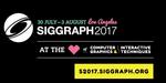Soirée retour du SIGGRAPH 2017, le 19 septembre à Paris