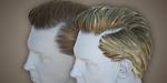 Créer des cheveux pour des personnages 3D temps réel, sous Blender