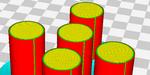 L'outil d'impression 3D Cura disponible en version 2.7