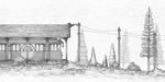 Voyage dans un paysage 2D dessiné à la main, par Alexander Perrin