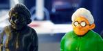 Steven Le Page imprime en 3D Polète, héroïne de bande dessinée dieppoise