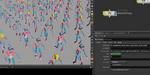 Atoms Crowd : des tutoriels pour le nouvel outil de simulation de foules