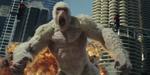 Rampage : Dwayne Johnson face à un gorille géant