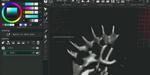 Polybrush 2.0 : 1h de vidéo pour maîtriser l'outil de sculpture et création 3D