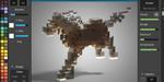 Modélisation par voxels : MagicaVoxel 0.99 disponible