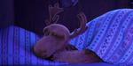 Hey Deer !, un cerf amateur de chocolat chaud par Ors Barczy