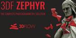 Interview : rencontre avec l'équipe du logiciel de photogrammétrie 3DF Zephyr