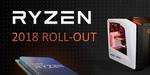 AMD : des processeurs Ryzen seconde génération en avril