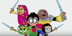La série Teen Titans GO! adaptée au cinéma
