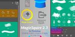 L'outil Photoshop MagicSquire passe en version 2.3