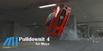 Pulldownit pour Maya passe en version 4