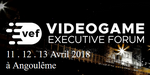 Videogame Executive Forum, du 11 au 13 avril à Angoulême
