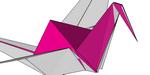 Un simulateur d'origami avec export 3D, par Amanda Ghassaei