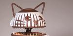Gâteau Gato : un zootrope alléchant par Alexandre Dubosc